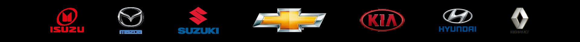 Logos marcas de repuestos